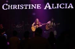 Christine Alicia Live 1